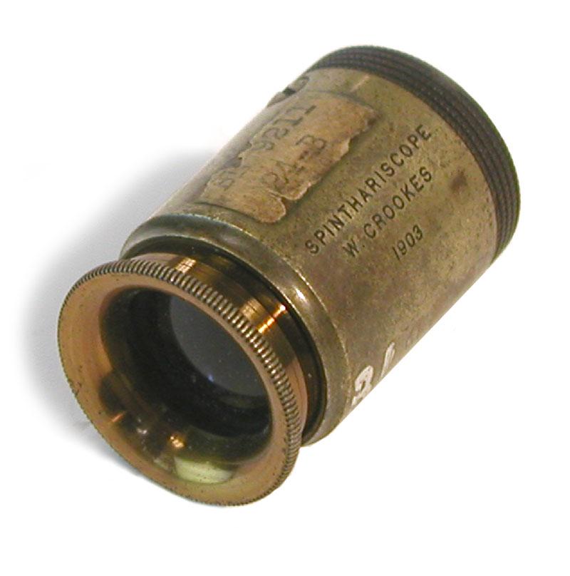 Spintariskop