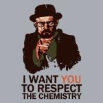 Kimyaya Saygı