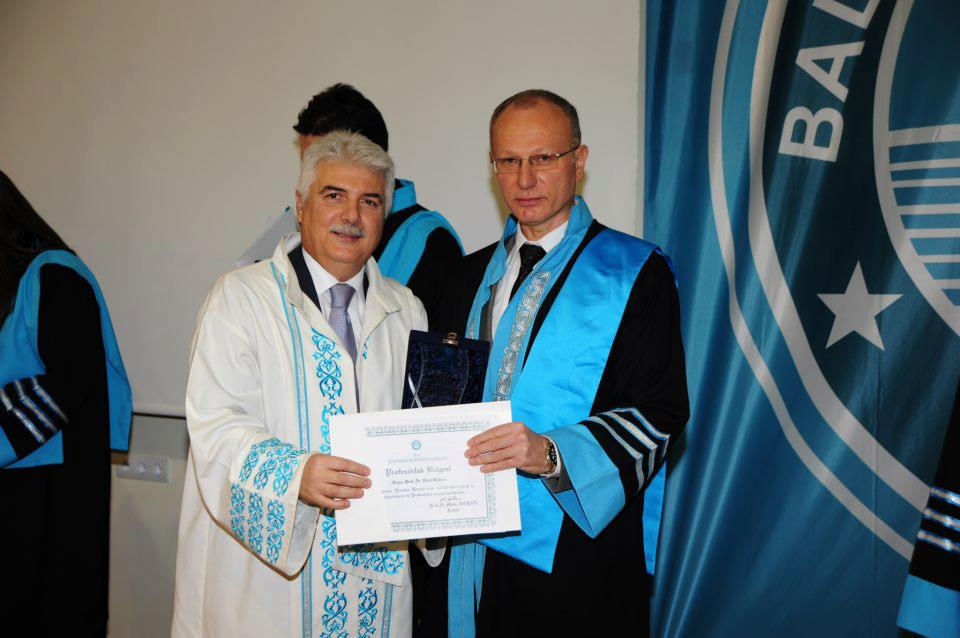 Bor Üzerine l Prof. Dr. Halil Güler