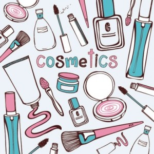 cosmetics_handpainted_vector_154582