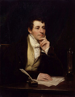 Sir Humphry Davy (1778 – 1829)